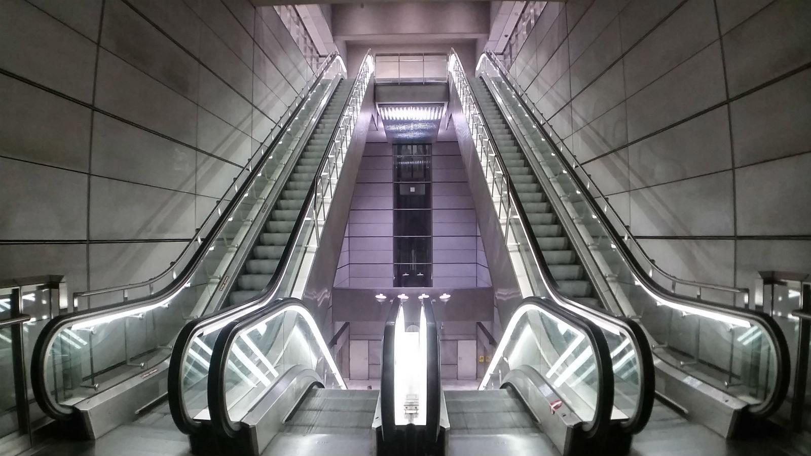 Copenhagen cityringen stations of the new metro 1