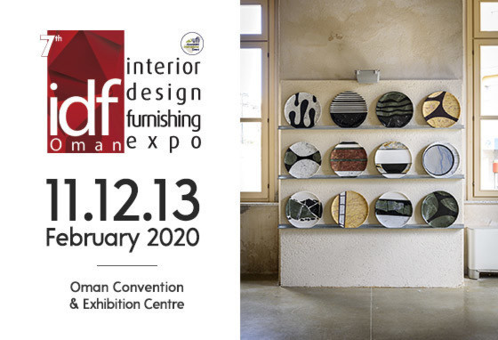 IDF Oman – Interior Design Furnishing Expo